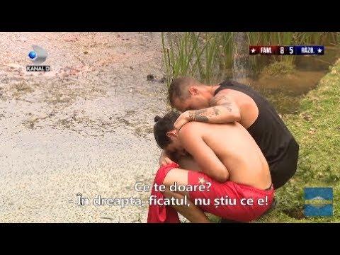 Exatlon Romania (19.02.2019) - A urlat de nervi! Probleme de sanatate pentru Mario Fresh!