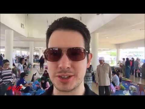 Market day inTutong Brunei!