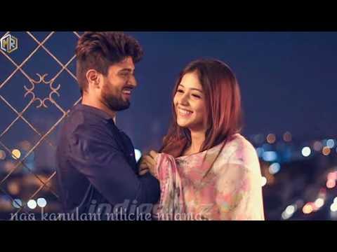 naa-manasuni-thake-swarama-lyrical-video-for-whtasapp-status-||-taxiwala-||-2018
