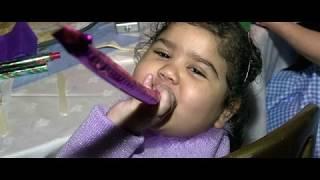 Jasmine Aged 3 - The Page Family Kawasaki Disease Journey