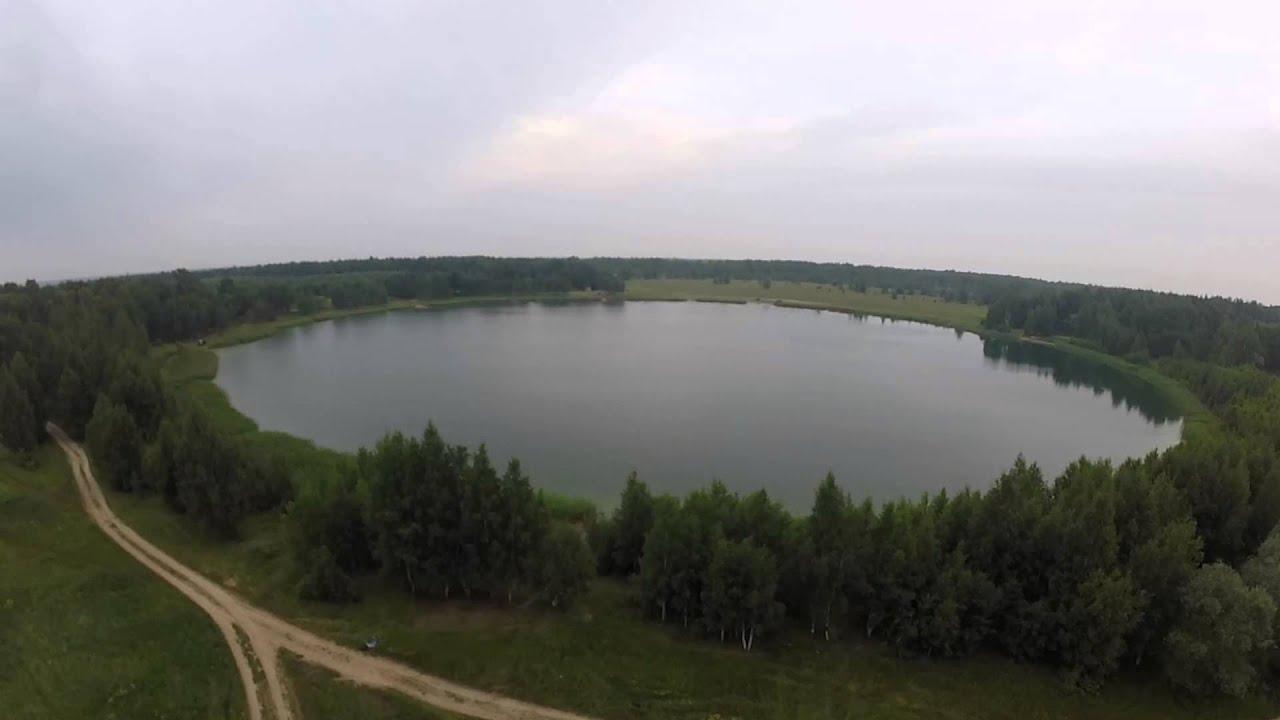 Поездка на озеро Святое - YouTube