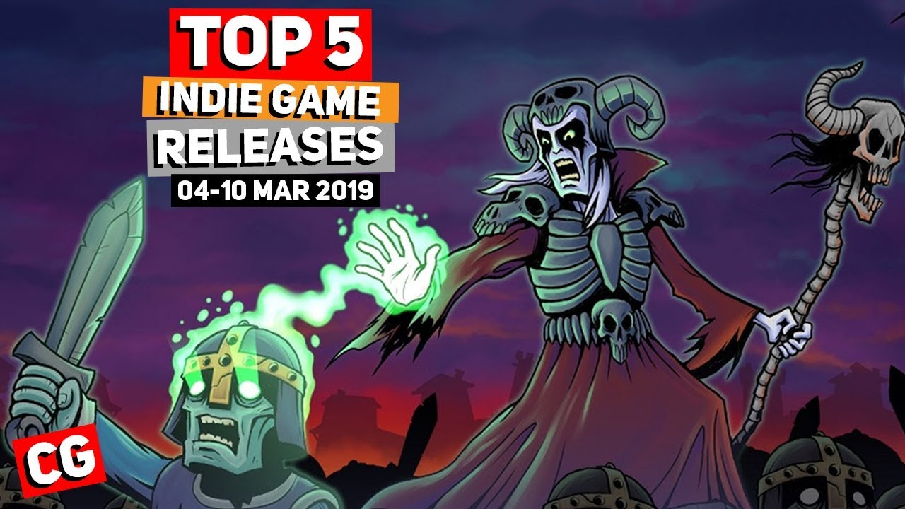 Top 5 Best Indie Game New Releases 04 10 Mar 2019