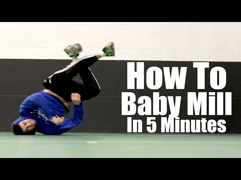 Learn How To Baby Mill | In Only 5 Minutes