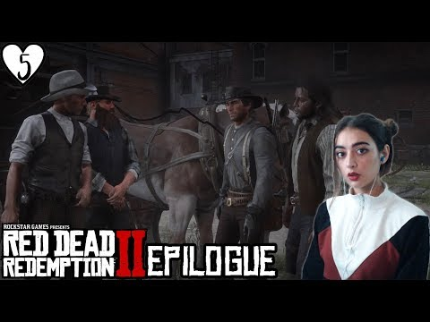 The Skinner Brothers & The Tool Box / Red Dead Redemption 2 Epilogue / Part 5