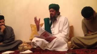 Peer e Tariqat Hazrat Durwesh Mohi Uddin Qadri AlMultani