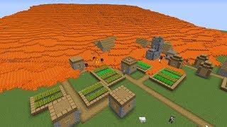 If Lava Flowed ... Infinitely in Minecraft