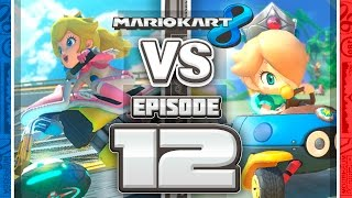 I'M NOT VERY GOOD AT THIS GAME Mario Kart 8 Online Team Races - Ep 12 w/ TheKingNappy + Friends!