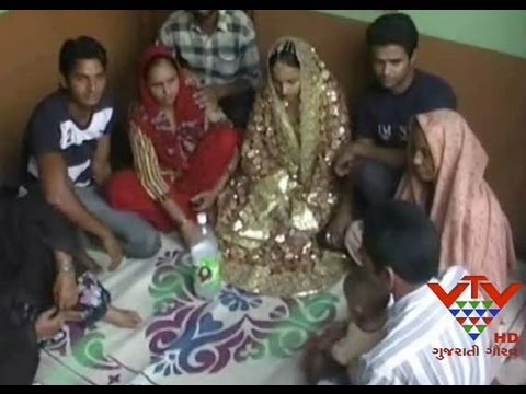 LOVERS WHO FLED HOME GET MARRIED IN POLICE STATION