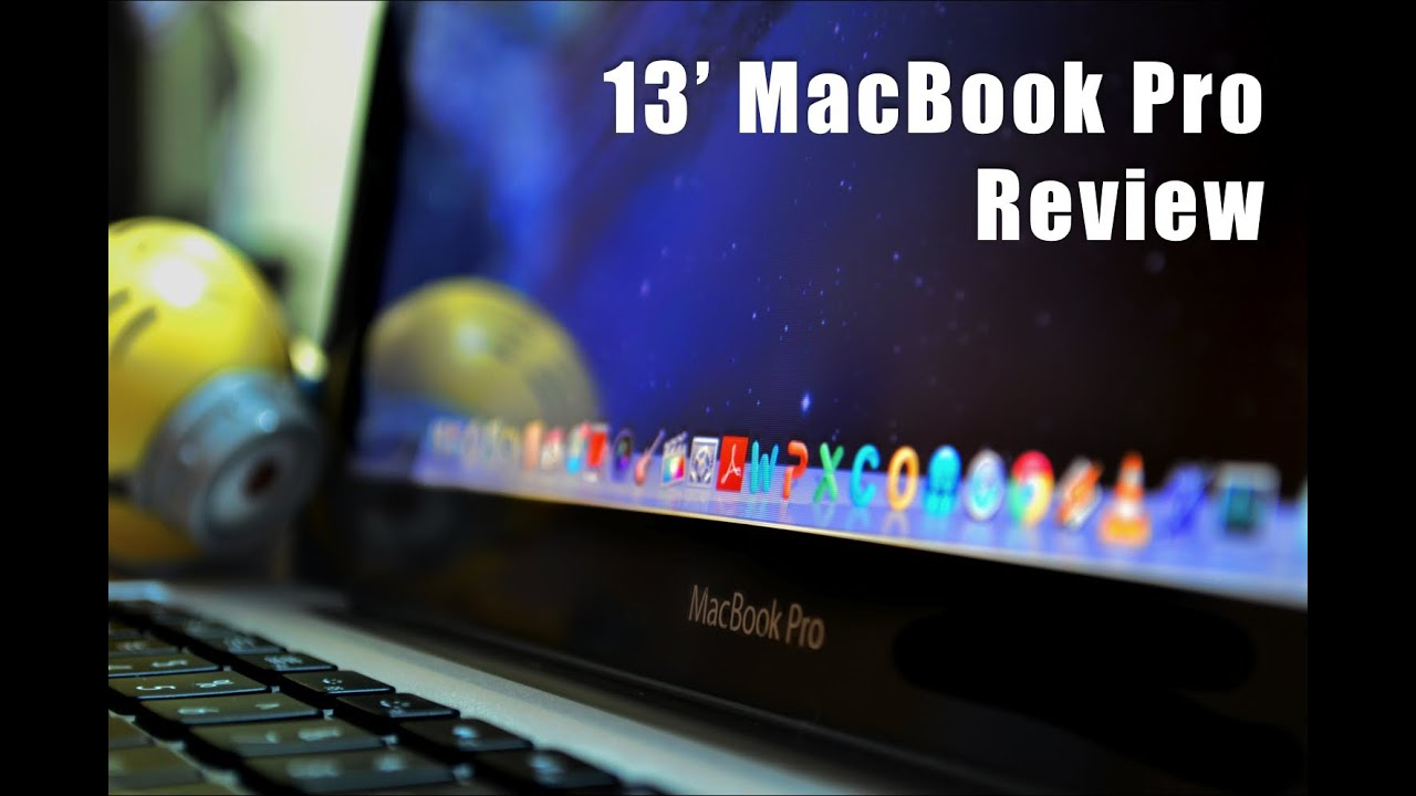 Mid 2012 13 inch MacBook Pro Review