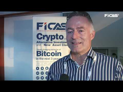 André Lüdi, ACT Asset Management AG Interview with FiCAS at Crypto Valley Conference