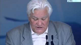 Professor Dr. Artemyev, Religiologist, Kazakhstan at Jalsa Salana UK 2014