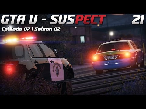 Law Enforcement - Civil #21 - Fou dangereux ! (FiveM)