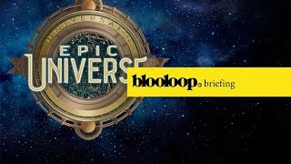 Attractions news 3.8.19 | Universal's Epic Universe | Lionsgate Entertainment World | Pacific Rim