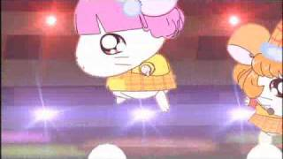 From the Hamtaro movie . Mini hamuzu first leading performance of A...