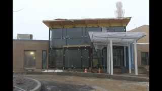 WMCT-TV Marlborough News Story About the Cancer Pavilion at Marlborough Hospital (December 2012)