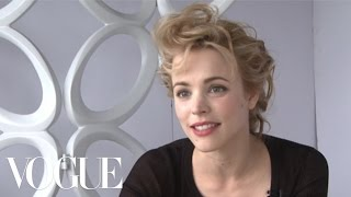 Rachel McAdams Thinks It's Better to Never Know What You're Doing