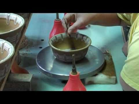 Troyan Ceramics: Painting
