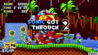 Sonic Mania Debug mode