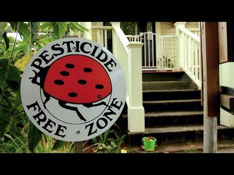 Creating a Pesticide Free Neighborhood