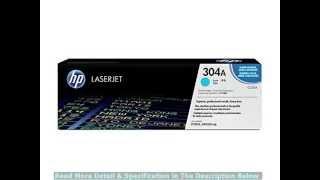 New HP 304A Blau Original Toner für HP Color LaserJet CP2025 CM Top