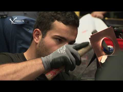 Bundeslehrlingswettbewerb der Dachdecker und Spengler