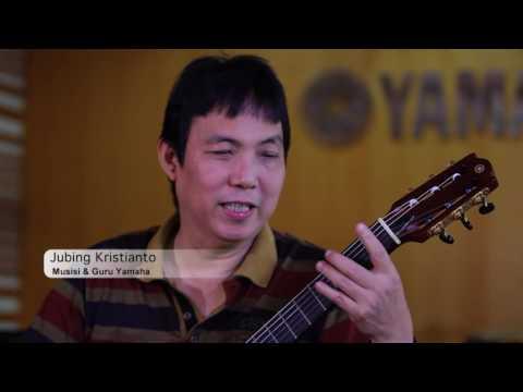Tips Dasar Bermain Gitar Klasik part 2 - Jubing Kristianto