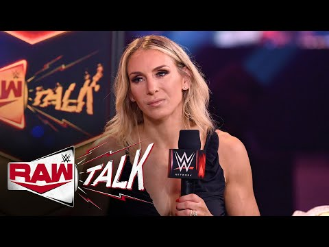Charlotte Flair gets honest about Lacey Evans: Raw Talk, Jan. 25, 2021