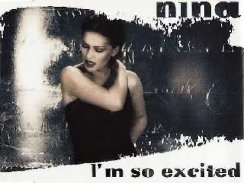 Nina - I'm So Excited (Solid State Dance Remix Edit)