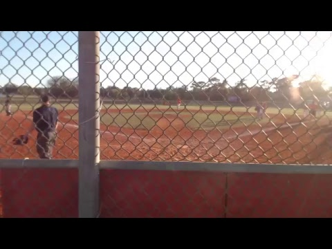 Ozone: Yankees vs Marlins - Spring Hill Baseball