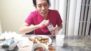 💥351-youtuber ăn Me chấm mắm ruốc uống nước lạnh..và.cái kết