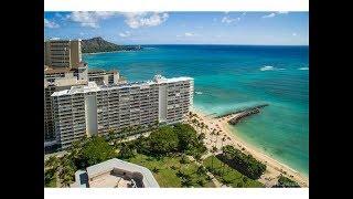 VRBO Waikiki Shore Beachfront Unit #706