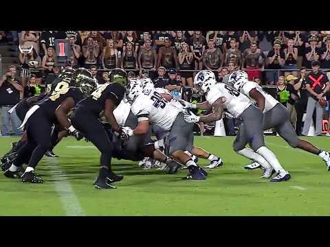 Highlights: Northwestern Wildcats vs. Purdue Boilermakers | Big Ten Football