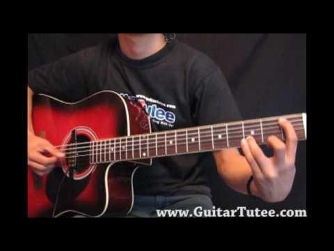 Justin Nozuka - Save Him, by www.GuitarTutee.com