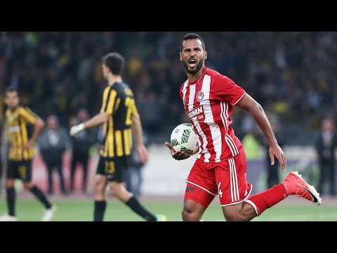 Highlights: ΑΕΚ - Ολυμπιακός 0-1 / Highlights: AEK - Olympiacos 0-1