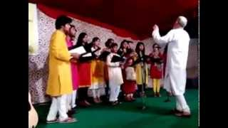 Tarannum Choir Delhi - Silent Night (in Hindi)
