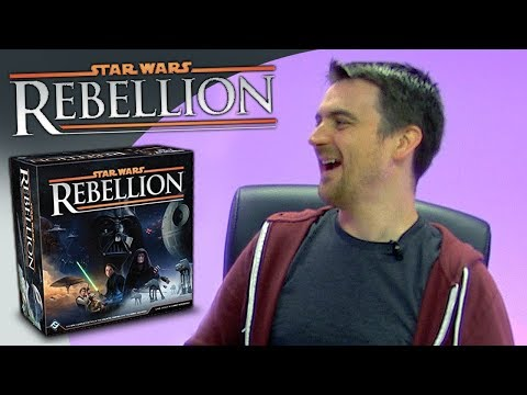 Star Wars Rebellion #1 - Let Battle Commence