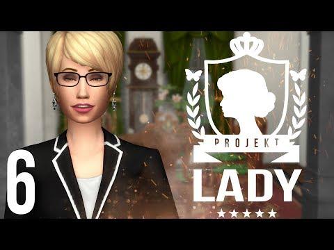 Projekt Lady #06 cz. III - Guga jako ANNA LEWANDOWSKA w/ Guga, SimsWeek, Tomek