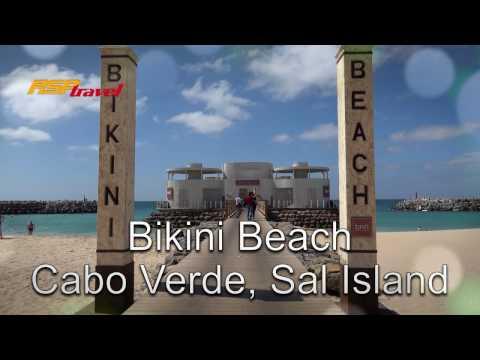 RSP Travel visited Cabo Verde, Sal island - Bikini Beach