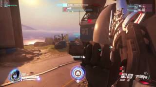 Widow Teamkill - Carrying a payload to victory in under a minute.