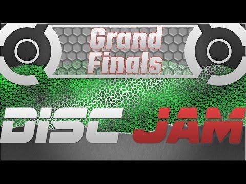 Disc Jam Stanton 1v1 Grand Finals - Jan 21 2017