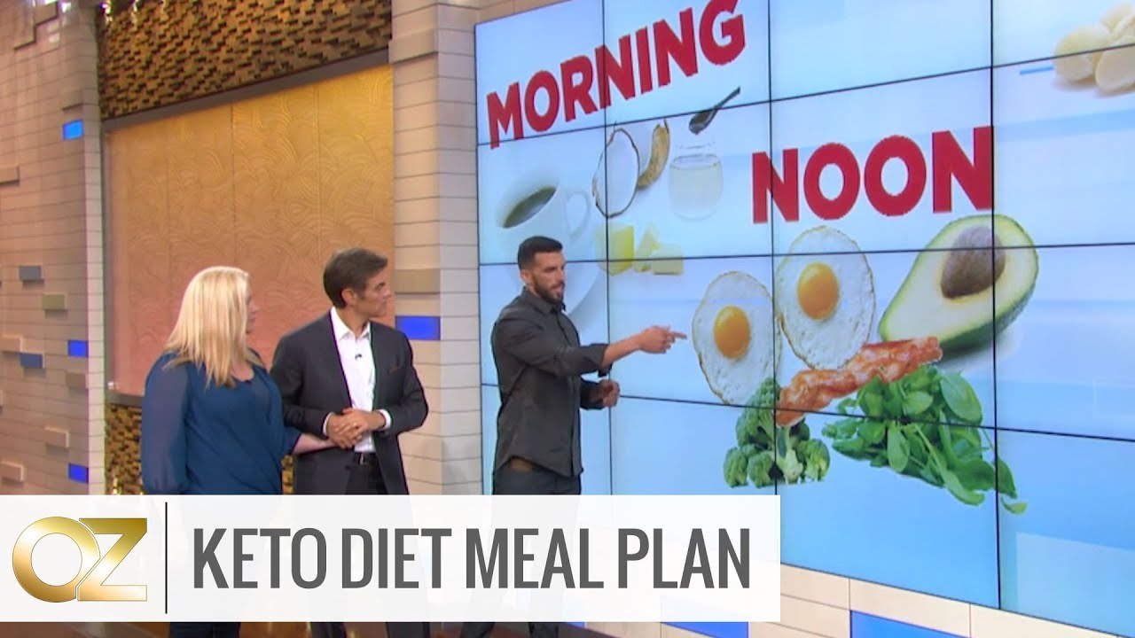 keto diet approved by doctor oz