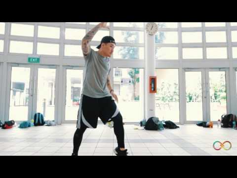 "SG COMMUNITY DANCE CAMP 2016 | TONY TRAN | SAJE ""TAKE CARE OF YOU"""