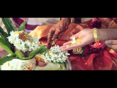 Arun Balaji + Gayathri   Wedding Story
