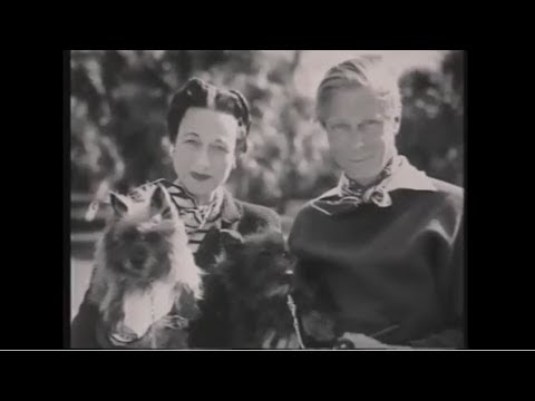 'Love In Exile' - The Duke And Duchess Of Windsor