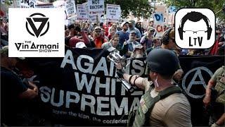 Vin Armani w/ Lift the Veil: Trump's War, US Color Revolution & Bitcoin