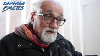 Padre Alex Zanotelli rilancia ad Avellino la battaglia per l'acqua pubblica