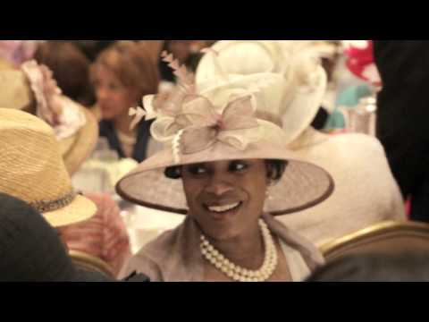 The Links Incorporated Capital City Chapter Inaugural High Tea