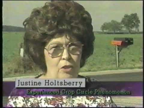 Paulding County Ohio Crop Circle 1996