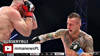 DFN 4: Adrian Błeszyński vs Krystian Bielski [NOKAUT]