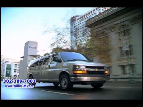 Leasing Options For New Chevy Express - Dover DE Deals